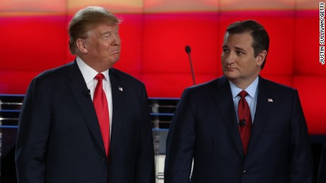 GOP debate: The Trump-Cruz smackdown