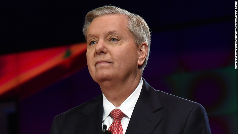 Sen. Lindsey Graham drops out of GOP race