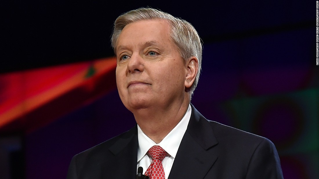 Lindsey Graham to meet with James Comey about Russia ...