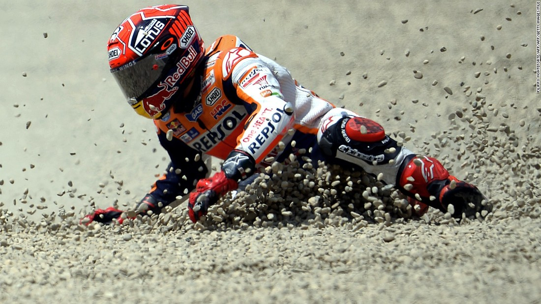Marc Marquez: MotoGP star's moment of destiny - CNN