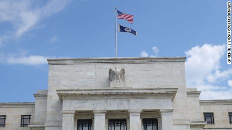 (FILES) This August 1, 2015 file photo shows the US Federal Reserve building in Washington, DC. The Federal Reserve is expected to again delay raising interest rates when it begins a two-day policy meeting on October 27, 2015 amid more signs of lethargy in the world economy. With central banks in China and Europe headed in the direction of more easing and deflationary pressures all around, many economists and the debt markets are now betting that the first rate increase in more than nine years will not happen until next year. AFP PHOTO / KAREN BLEIERKAREN BLEIER/AFP/Getty Images