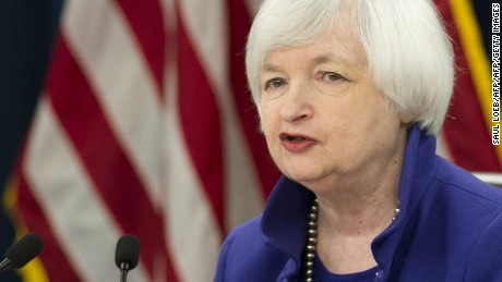 Yellen: Confident economy will continue to strengthen