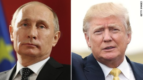 Why Putin praised Trump