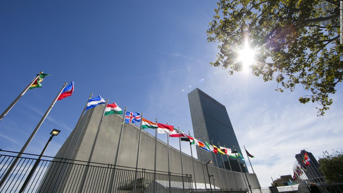 Cold Hubs was selected as one of the UN's partner programs for its Sustainable Development Goals, and was invited to present at the organization's headquarters in New York this year.