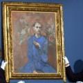 """Pablo Picasso's """"Garcon a la Pipe"""""""