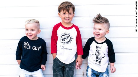 Challenging what it means to 'dress like a boy'