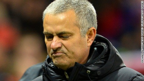 Jose Mourinho: Social media reacts to manager's sacking