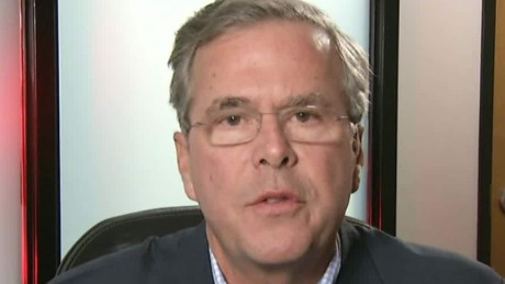 jeb bush donald trump berman ac intv_00000000
