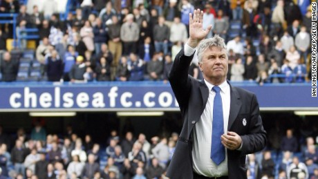 Chelsea appoints new 'Interim One'