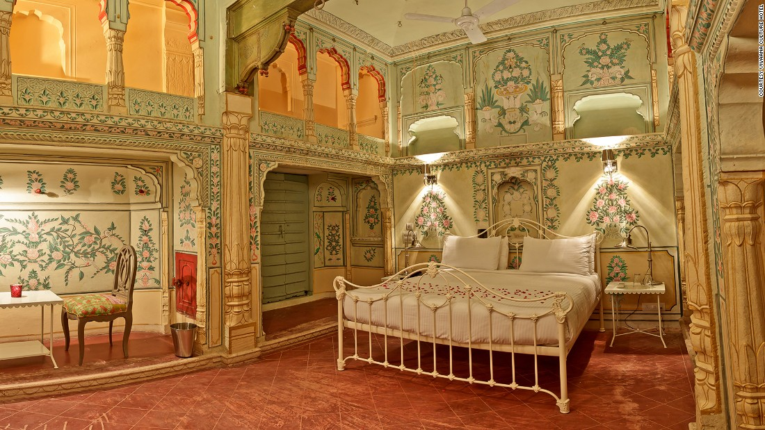 Inside India's haveli mansions