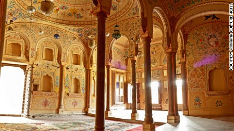 Wonder walls: Inside India's exquisitely decorated haveli mansions