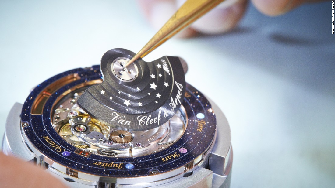 Astronomy has long had an influence on the design and intricate technicalities of watchmaking. Here's a look at some of the industry's most beautiful astronomical timepieces.