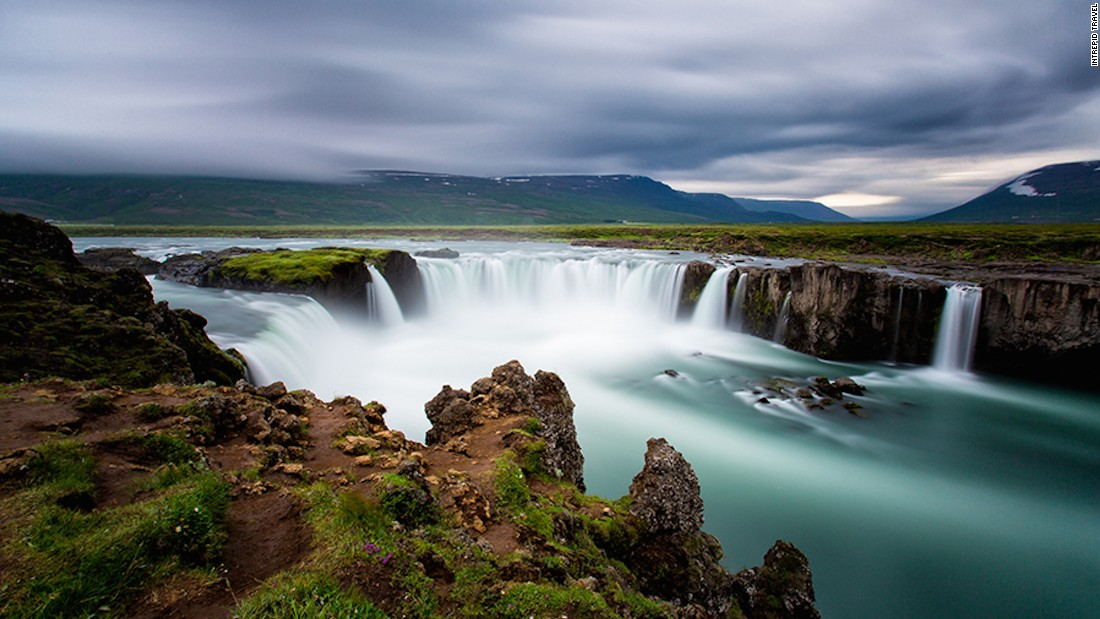 Forget the beach. Extreme and isolated lands are attracting more adventurers than ever, say travel pros. This pic of Iceland's Godafoss Waterfall makes it easy to see why.