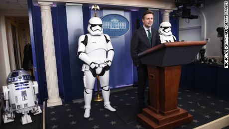 'Star Wars' Stormtroopers: What message do they send?