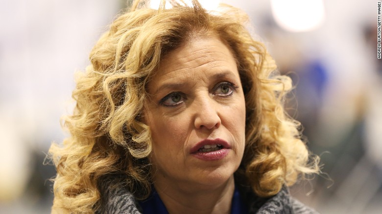 Democrats worry DNC head is 'too toxic'