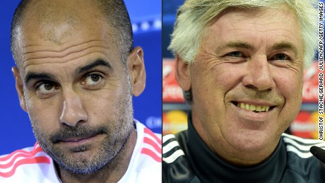 Pep Guardiola to be replaced by Carlo Ancelotti at Bayern Munich