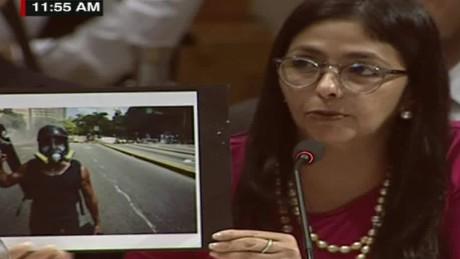 cnnee brk sot rodriguez mercosur speech venezuela_00004826