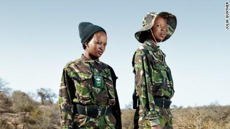 The Black Mamba Anti- Poaching Unit, Balule Nature Reserve, South Africa, 2015