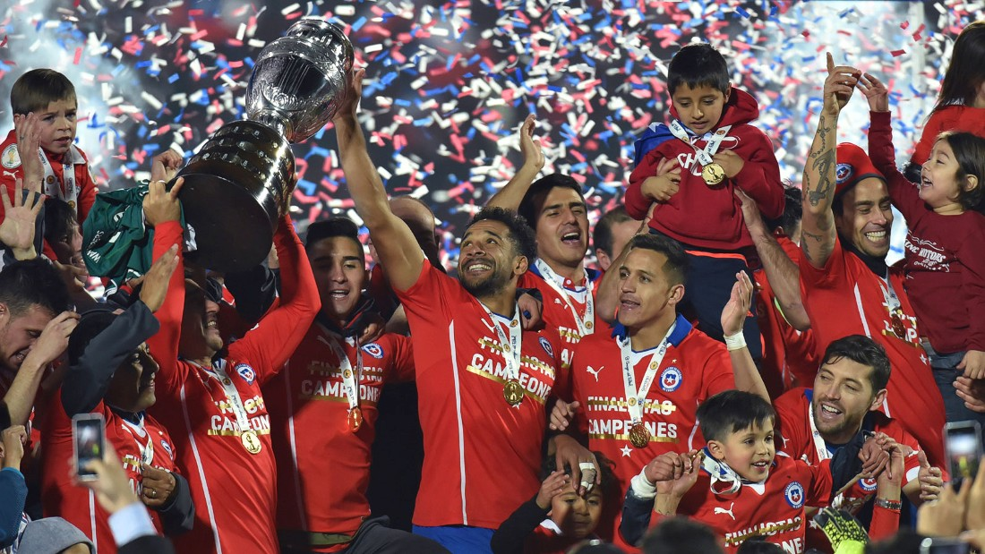 With matches played at stadiums in Pasadena, Chicago, Glendale and Seattle, among others, the 100th anniversary of South America's CONMEBOL soccer federation is likely to further boost the game's popularity across America.