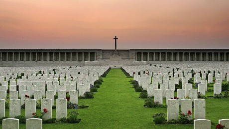 Back to the battlefield:  The Somme anniversary.