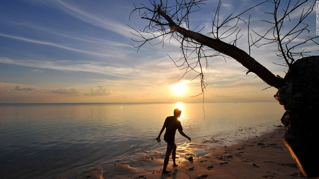 March 9's rare total eclipse of the sun is expected to be at its best on the beautiful island of Sulawesi, near Borneo.