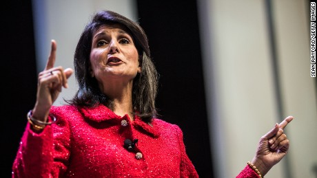 Nikki Haley bucks Donald Trump in State of the Union response