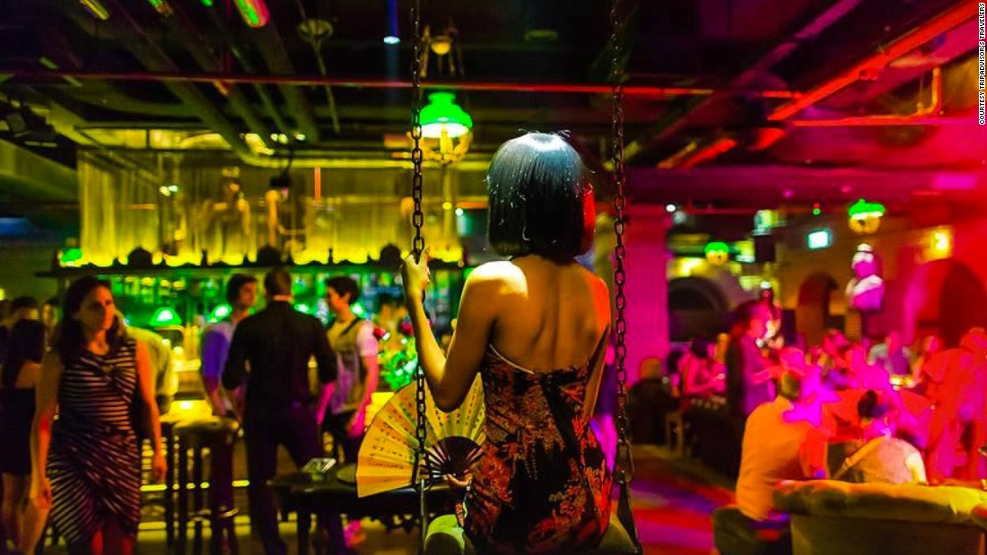 It's designed by Bangkok-based Australian Ashley Sutton, who's been transforming the look and feel of Bangkok's bar world since the late '00s.