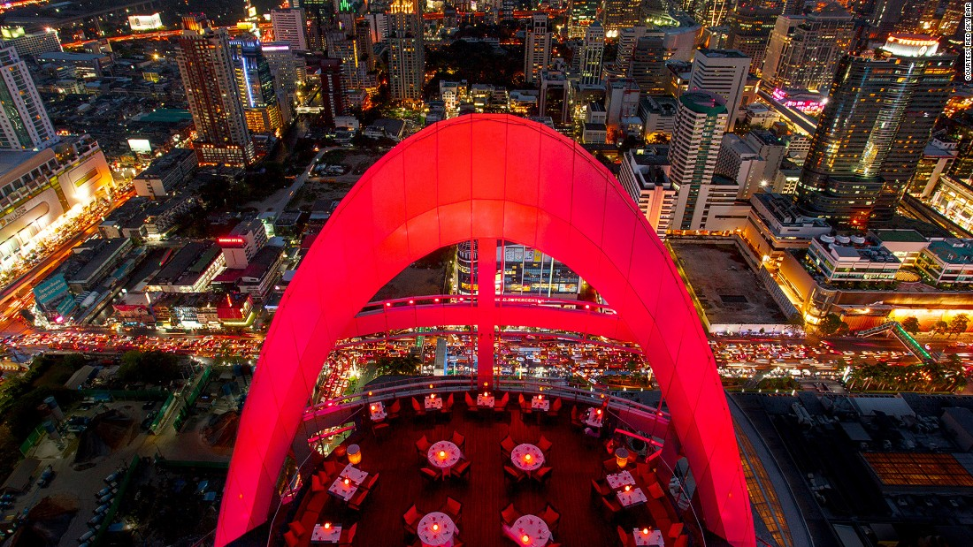 Cyclical, subjective debate on the city's best rooftop bar aside, the swanky 55th-floor terrace at Red Sky Bar is a reliable crowd-pleaser.