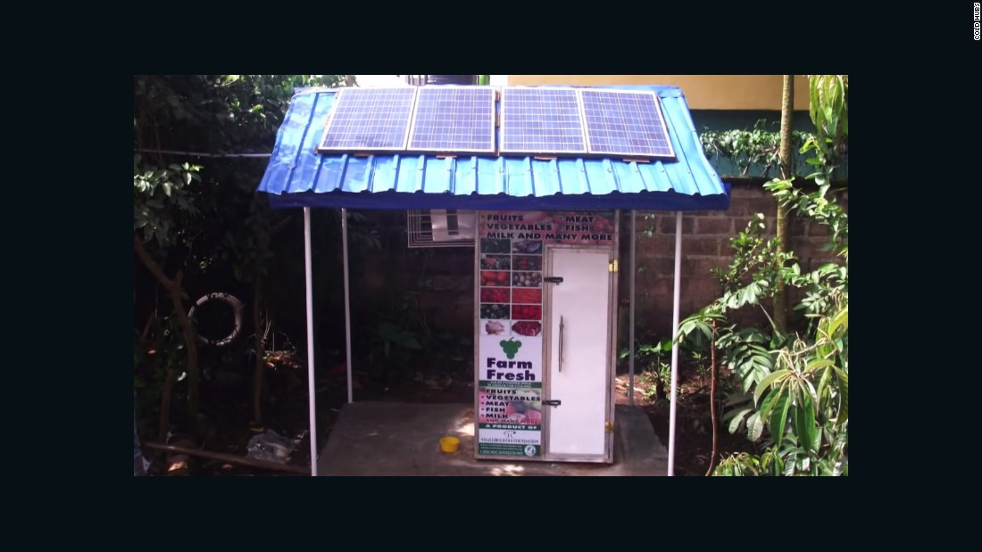 Cold Hubs offer solar-powered, long-lasting and affordable cold storage in areas where this has been impossible.