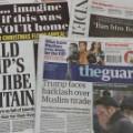 Donald Trump faces global backlash over muslim ban