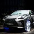lexus ice wheels car 1