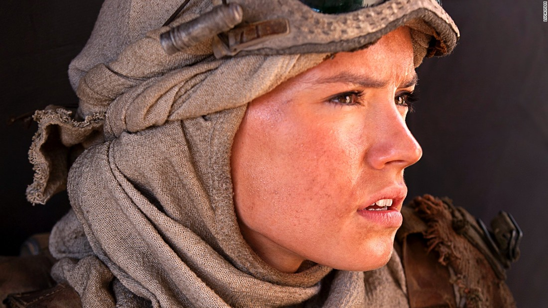 "Daisy Ridley portrays Rey, a young scavenger on the desert planet of Jakku in ""Star Wars: Episode VII - The Force Awakens."" Here are a few more sci-fi female action heroines (with some fantasy thrown in):"