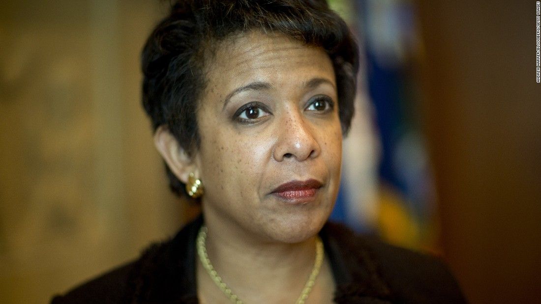 U.S. Attorney General Loretta Lynch stunned the world by taking on the entrenched, corrupt officials of FIFA, the governing body of the world's most popular sport, soccer.