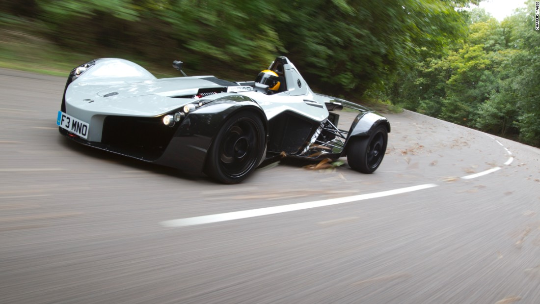 "The Mono was the first ever single-seater racer to hit the public roads when launched in 2011, according to Briggs, and he feels that could be a key selling point to yacht owners.<br />""If you're the kind of person who says, 'I want a Mono because there's nothing out there more focused on driving,' and if they happen to have a yacht as well, rather than close that option down to them they can take it on the boat,"" he says. ""There are lots of people with big car collections that also happen to have yachts as well, and for whatever reason, up until now, nobody's ever really connected them together.""<br />"