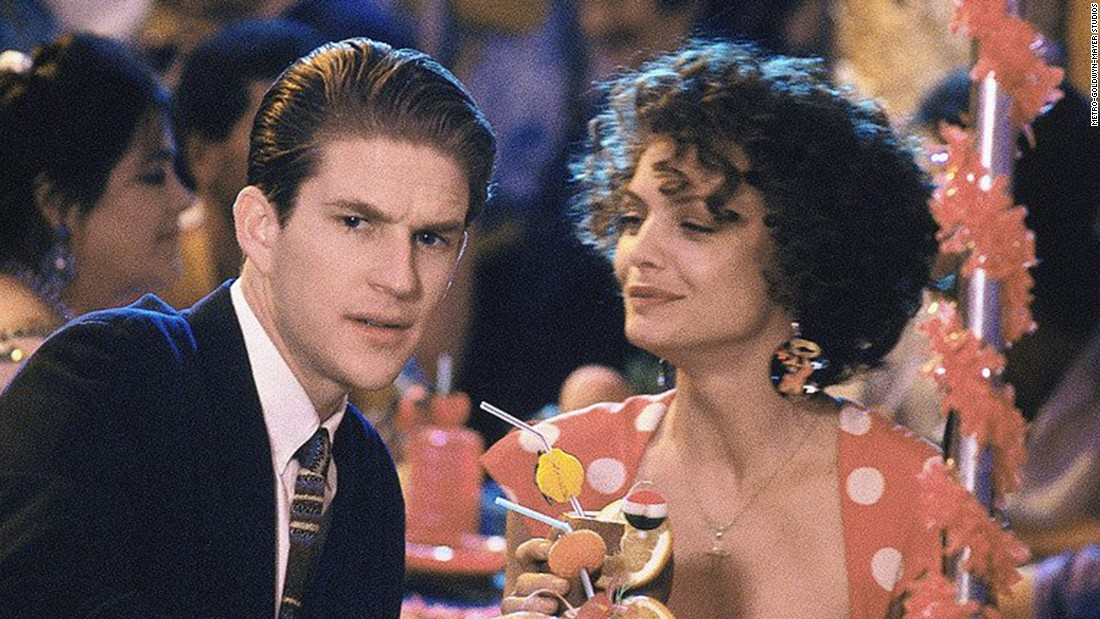 "<strong>""Married to the Mob"": </strong>Matthew Modine and Michelle Pfeiffer star in this 1988 dark comedy about a gangster's widow and an FBI agent. <strong>(Amazon Prime, Hulu) </strong>"