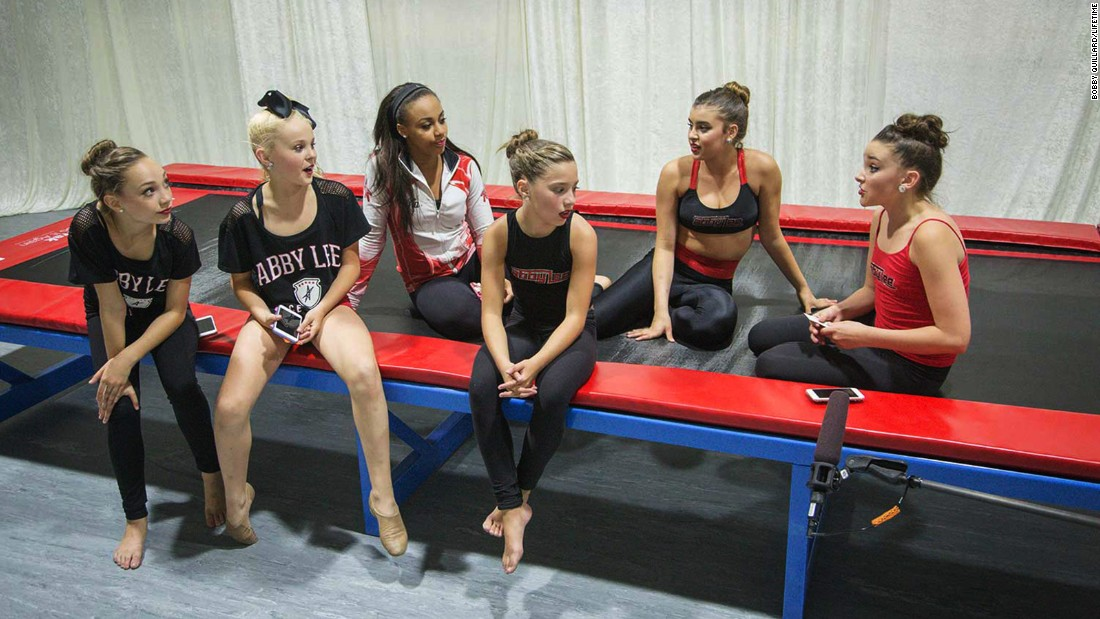 "<strong>""Dance Moms""</strong>: Lifetime has found ratings gold with this reality series about Abby Lee Miller's dance company. <strong>(Netflix, iTunes)</strong>"
