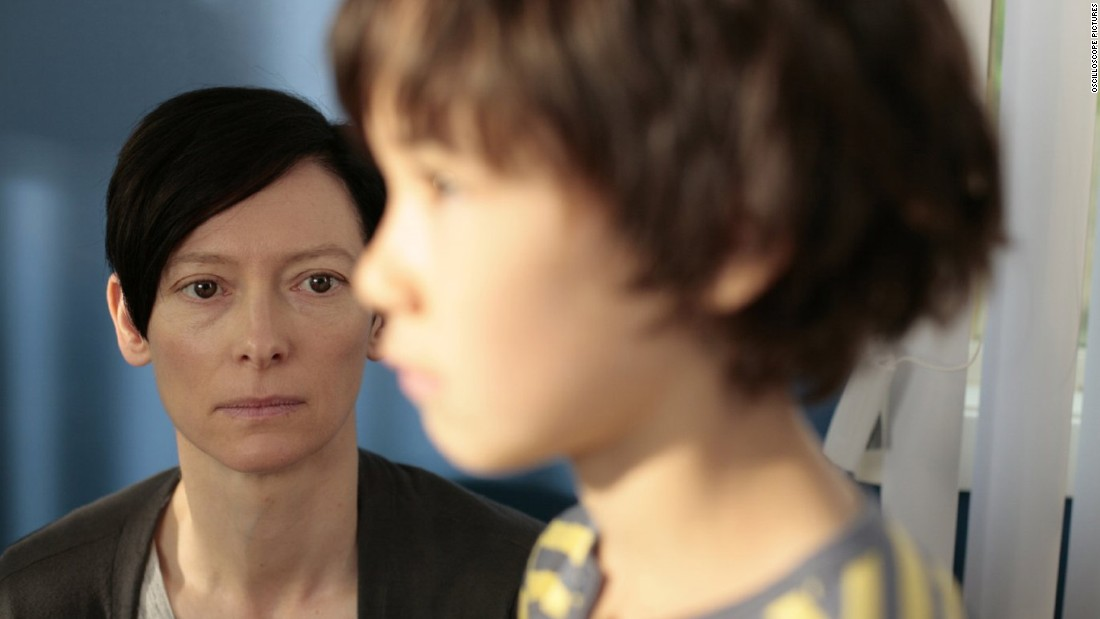 "<strong>""We Need to Talk About Kevin""</strong>: Tilda Swinton stars as a mother trying to come to terms with a heinous act committed by her son. <strong>(Netflix) </strong>"