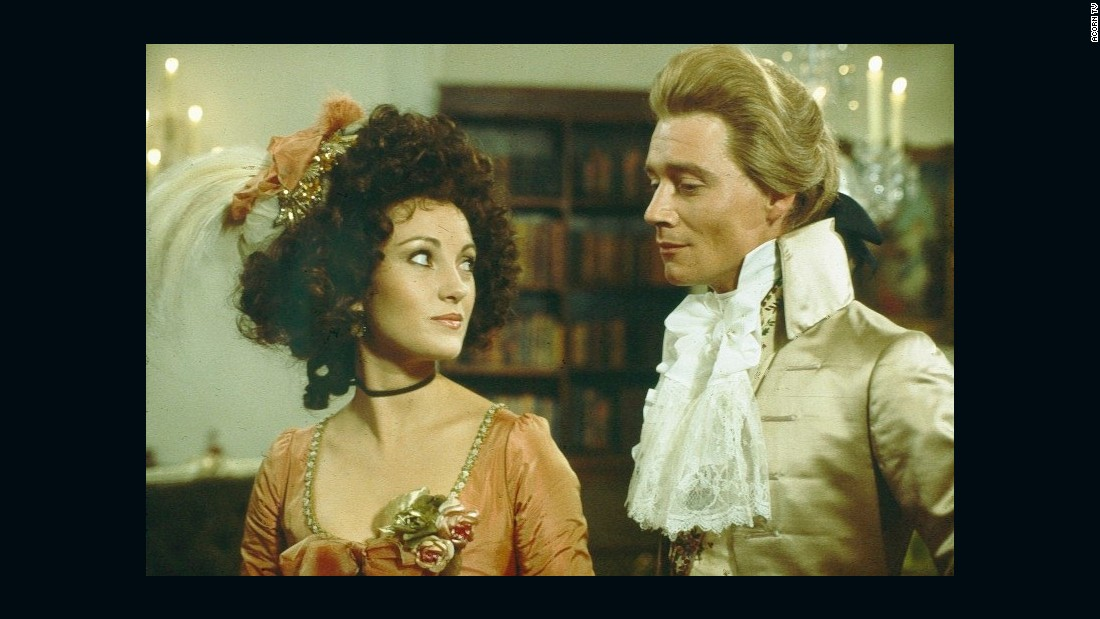 "<strong>""The Scarlet Pimpernel""</strong>: A dashing young Englishman known as the Scarlet Pimpernel saves lives during the French Revolution in this adaptation of the classic novel by Baroness Orczy. It stars Jane Seymour and Anthony Andrews. <strong>(Acorn TV) </strong>"