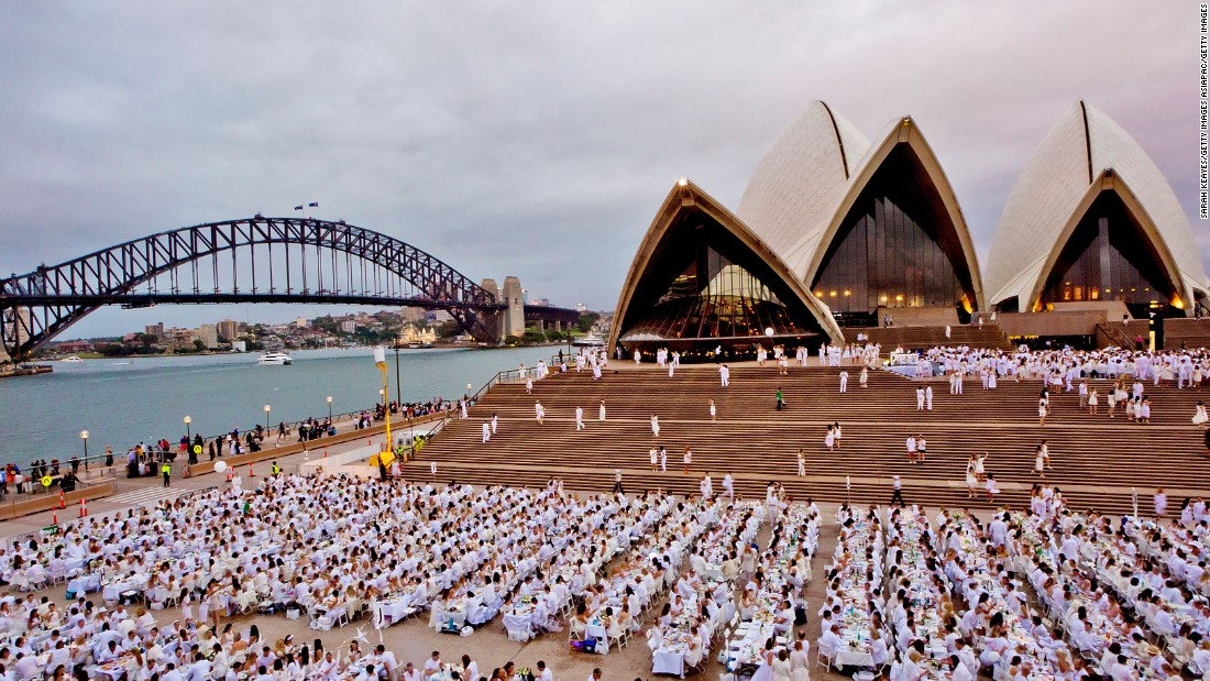 <strong>January, Sydney</strong>: The world famous Opera House and Harbour Bridge are two of the attractions in Sydney, which also boasts Bondi Beach and the Royal Botanic Gardens in its myriad of attractions.