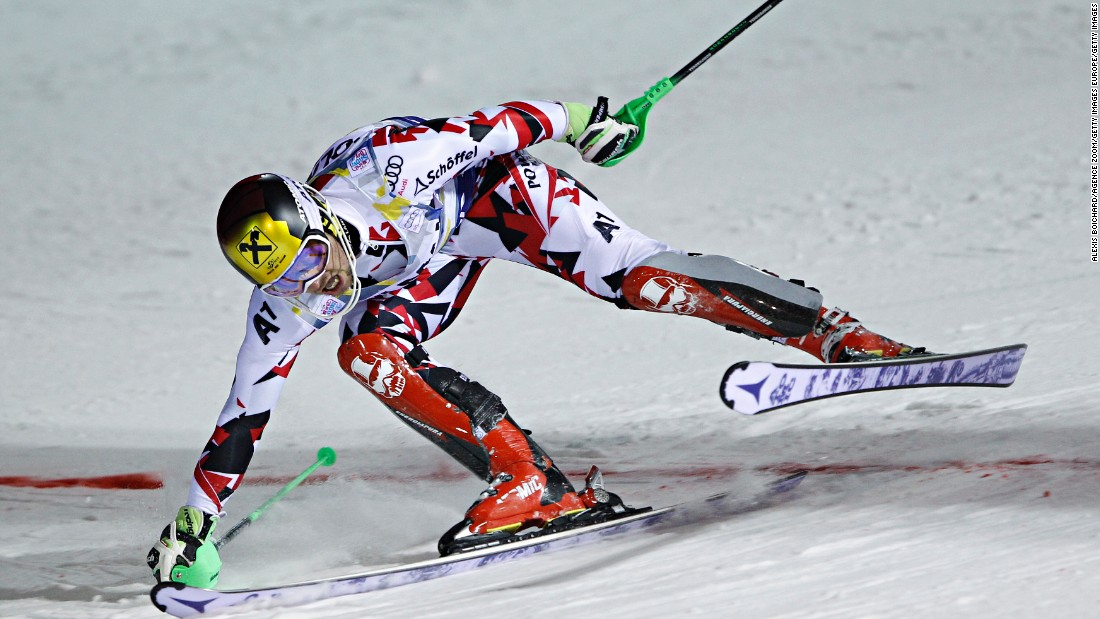 """This is horrible,"" Hirscher said after the event. ""This can never happen again. This can be a serious injury."" However, he saw a lighter side of the incident later, posting that there was ""heavy air traffic in Italy"" on his Instagram account."