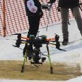Marcel Hirscher drone
