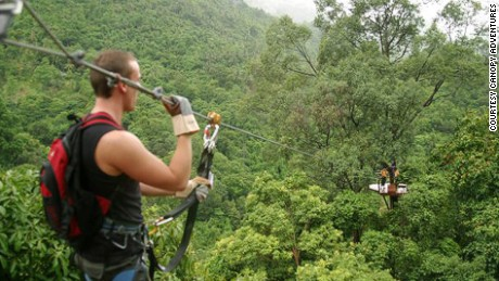 Samui claims to have Asia's first cable ride.