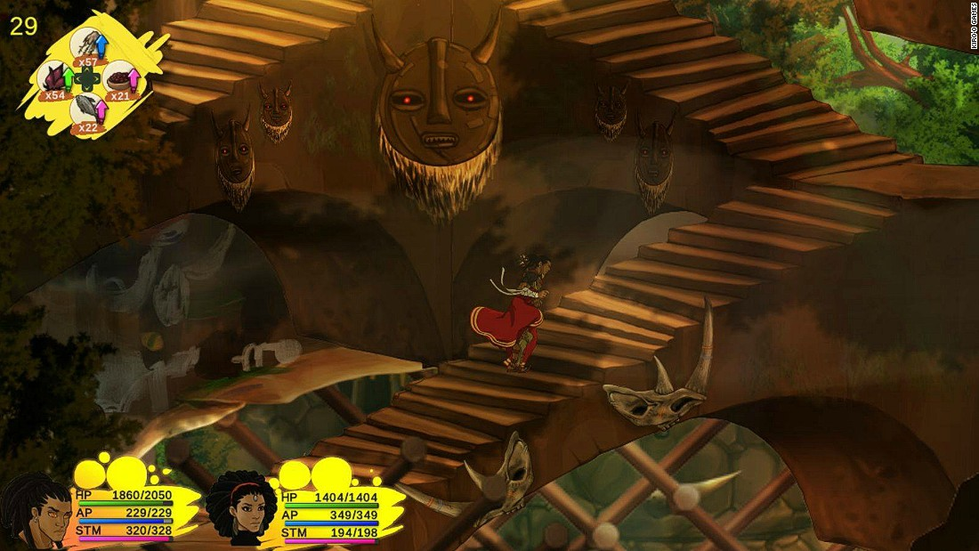 When Olivier first started creating Aurion and the fantasy world it contained, he had to contend with constant power outages, and a meager $100 of start-up capital.