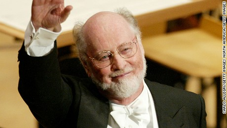 "Composer John Williams scored the original ""Star Wars"" trilogy and is back again for ""The Force Awakens."""