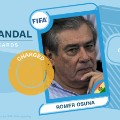 FIFA scandal collector cards Osuna