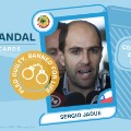 FIFA scandal collector cards Jadue