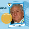 FIFA scandal collector cards Chiriboga