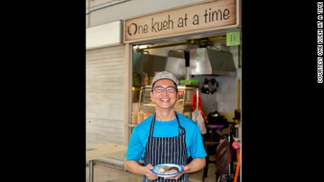 Nick Soon, a former insurance executive, opened a kueh store to keep a family tradition alive.