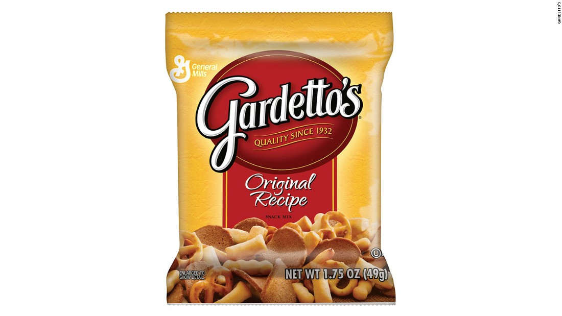 Tied with Southwest for sixth place, Allegiant fares poorly because of some pretty unhealthy snack choices. The individual for-sale snacks are all about 400 calories or more, with the exception of the 200-calorie Gardetto's chips.