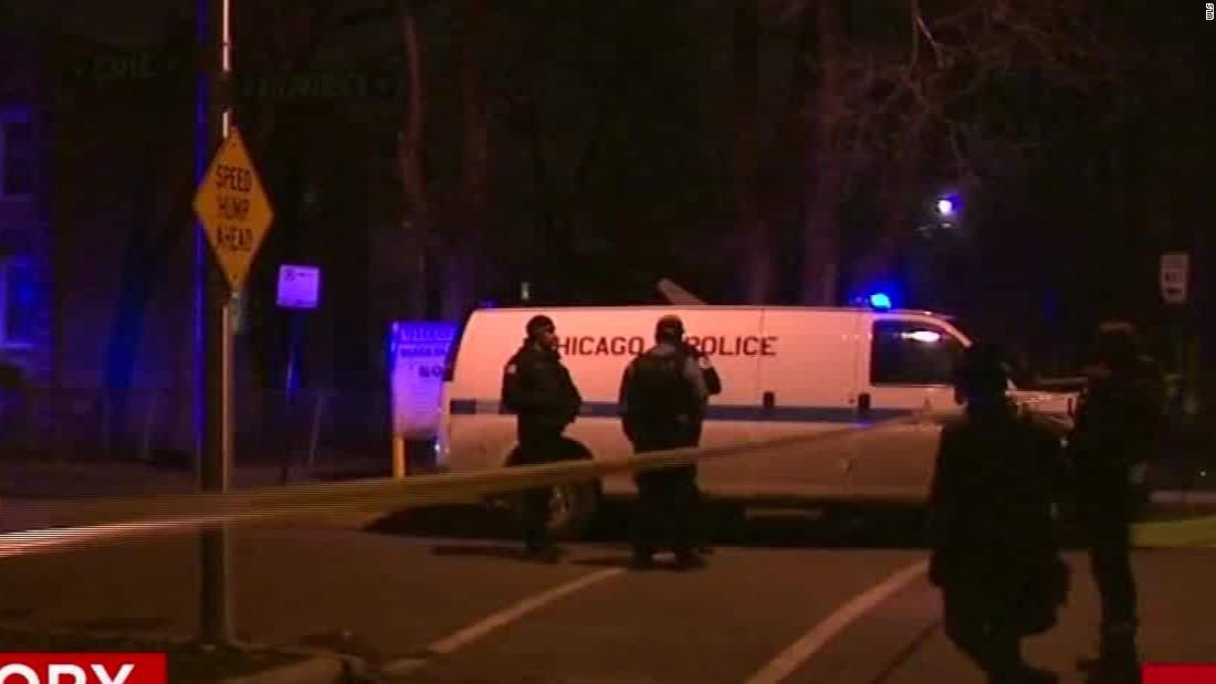 Chicago: Pregnant woman among 7 fatally shot in one day